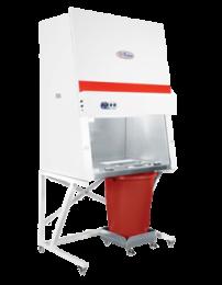 Cabine para Descarte de Maravalha PA-1020, com Base Pachane