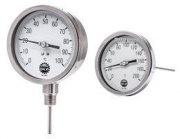 Calibração Rastreável de Termômetro Bimetálico