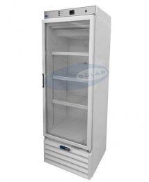 Câmara de Conservação Refrigerada Tipo Vitrine 406 litros, Solab