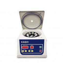 Centrífuga 8x15 ml Rotor de Ângulo Fixo 4.000 rpm Bivolt Kasvi