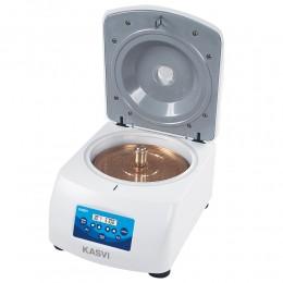 Centrífuga para Micro-Hematócrito 12.000 rpm Bivolt Kasvi