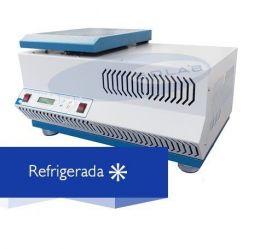 Centrifuga Refrigerada Laboratorial Microprocessada de Bancada (Rotor Fixo) 15000 rpm 220V Solab