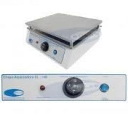 Placa Aquecedora Analógica com Plataforma em Alumínio 220V Solab