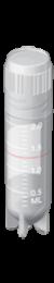 Tubo Criogênico (criotubo) 2,0ml, Estéril, pct 100 unidades, Capp
