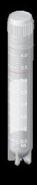 Tubo Criogênico (criotubo) 4,0ml, Estéril, pct 100 unidades, Capp