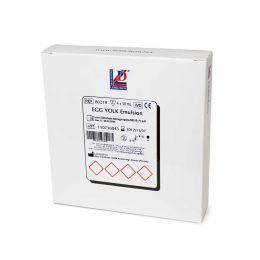 Emulsão Gema de Ovo - 4 frascos de 50 ml/ cx. Liofilchem