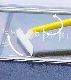 Espalhador de células 380 mm - 1 und. TPP