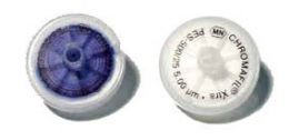 Filtro para seringa Chromafil XTRA 25mm 0,20um - 100 unid./ pct. Macherey-Nagel (MN)