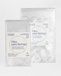Filtro para Seringa H-PTFE 25mm 0,45um 100 und./pct. Unifil