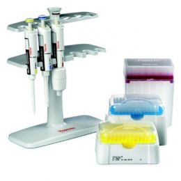Kit Finnpipette F1, Micropipetas 10- 100ul, 100- 1000ul, 1000- 10000ul - Thermo Scientific