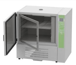 Incubadora Microbiológica Refrigerada C/ Circulação Forçada de Ar 60ºC 150L 220V Ethik