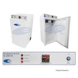 Incubadora Refrigerada tipo B.O.D. 364 lts Solab
