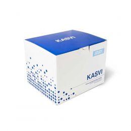 Kit de Extração de DNA Mini Spin 50 extrações Kasvi