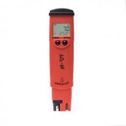 Medidor Impermeável de pH e Temperatura pHEP®4 Hanna
