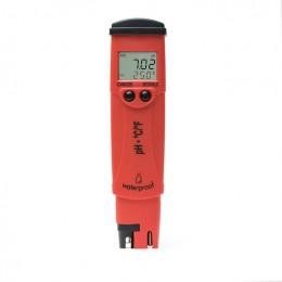 Medidor Impermeável de pH e Temperatura pHEP®5 Hanna