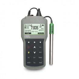 Medidor Portátil de pH/ ORP/ ISE Hanna FG