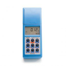 Medidor Portátil de Turbidez de acordo com a EPA - Fast Tracker de gama 0.00 a 9.99 /10 Hanna