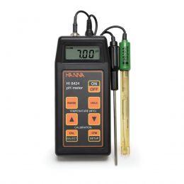 Medidor Portátil pH/ mV/ Temperatura Compacto Hanna