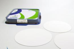 Membrana de Filtração Acetato de Celulose Lisa 0,45um 25mm - 100 und. Unifil