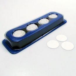 Membrana de Filtração Nit. de Celulose Lisa 0,22um 13 mm/ diam.  - 100 und./ cx. Unifil