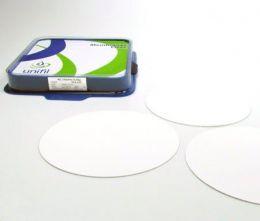 Membrana Nitrato de Celulose Lisa 0,45um 25mm - 100 und. Unifil