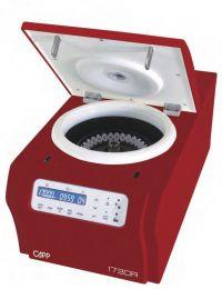 Microcentrífuga Refrigerada Capp Rondo 17000 rpm 220V sem Rotor Capp