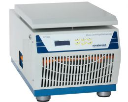Microcentrífuga Refrigerada de Bancada Novatecnica