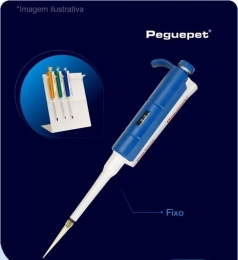 Micropipeta Monocanal 250uL Peguepet