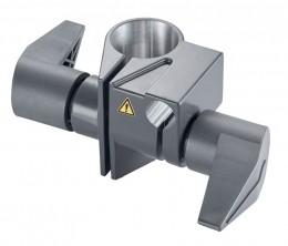 Mufa R 271 para fixação ø 34 mm para suporte R 2722 e R 2723 Ika