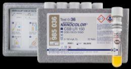 Nanocolor em Tubo DQO 150 LR 3-150 mg/l O2- 20 testes/ pct. Macherey-Nagel (MN)