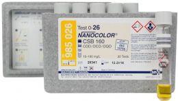 Nanocolor DQO 160 15-160 - 20 testes/ pct. Macherey-Nagel (MN)