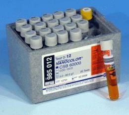 Nanocolor DQO 60000 5-60 - 20 testes/ pct. Macherey-Nagel (MN)