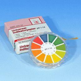 Papel Indicador de pH 1-14  und. MN