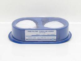 Pré-Filtro Fibra de Vidro 85/90 BF 47mm pct. 100FL Macherey Nagel (MN)