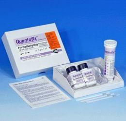 Quantofix Formaldeido 0-200 mg/l - 100 tiras + reagente Macherey-Nagel (MN)