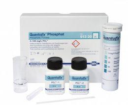 Quantofix Fosfato 0-100mg/l - 100 tiras + reagente Macherey-Nagel (MN) FR