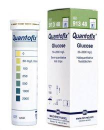 Quantofix Glicose 50-2000 mg/l - 100 tiras/ cx. Macherey-Nagel (MN)