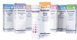 Quantofix Sulfito 0-1000 mg/l - 100 tiras/ cx. Macherey-Nagel (MN)