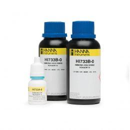 Reagente para Amônia Faixa Alta 25 testes Hanna