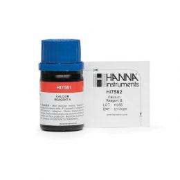 Reagente para Checker Cálcio Marinho - 25 testes Hanna