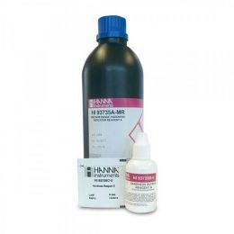 Reagente para Dureza Total 0-250 mg 100 testes Hanna
