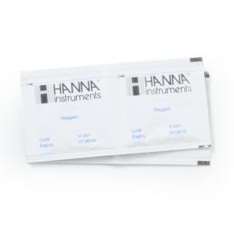 Reagentes para Alumínio (Linha Checker) - 100 testes Hanna