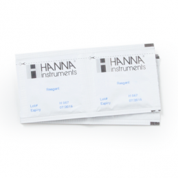 Reagente para Manganês Faixa Alta 100 testes Hanna