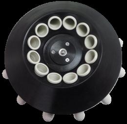 Rotor com Capacidade 12 Tubos de 15 mL Ângulo Fixo 45° Daiki