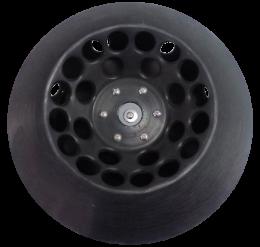 Rotor com Capacidade 24 Tubos de 15 mL Ângulo Fixo 45° Daiki