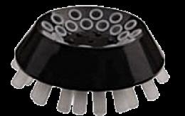 Rotor com Capacidade 24 Tubos de 5 mL Ângulo Fixo 45° Daiki