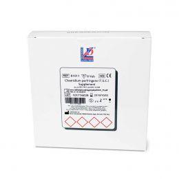 Suplemento Clostridium Perfringens ( TSC ) - 10 Frascos/ cx. Liofilchem