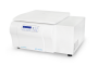 Calibração Rastreável de Centrífuga com Aquecimento ou Refrigeração - Calibração Rotação + Tempo + Temperatura acima 5 pontos