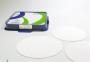 Membrana de Filtração Nitrato de Celulose, Branca, Quad., Poro 0,45µm 47mm - 100 und./pct. Unifil