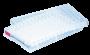 Placa de cultura celular sarstedt aderente 96 poços fundo chato emb. indiv. 50 unid.
